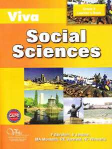Picture of Viva Social Sciences Grade 8 Learner's Book (CAPS)