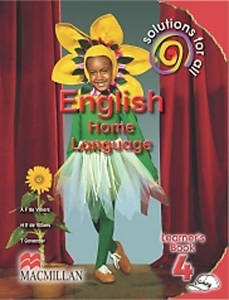 Picture of Solutions For All English Home Language Grade 4 Learner's Book (CAPS)