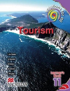 Picture of Solutions For All Tourism Grade 11 Learner's Book (CAPS)