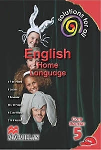 Picture of Solutions For All English Home Language Grade 5 Reader (CAPS)