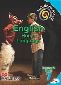 Picture of Solutions For All English Home Language Grade 7 Learner's Book (CAPS)