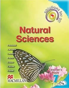 Picture of Solutions For All Natural Sciences Grade 7 Learner's Book (CAPS)