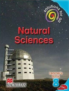 Picture of Solutions For All Natural Sciences Grade 8 Learner's Book (CAPS)
