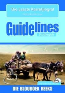 Picture of Guidelines - Laaste Karretjiegraf