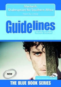 Picture of Guidelines - Macbeth for SA