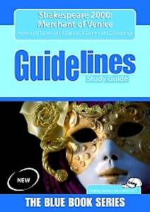 Picture of Guidelines - Merchant of Venice Shake 2000