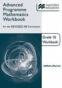Picture of Advanced Programme Mathematics IEB Grade 10 REVISED Workbook