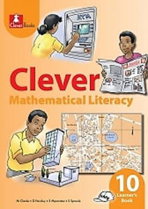 Picture of Clever Mathematical Literacy Grade 10 Learner's Book