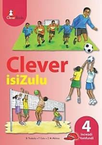 Picture of Clever IsiZulu Ibanga 4 Incwadi Yomfundi