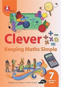 Picture of Clever Keeping Mathematics Simple Grade 7 Learner's Book