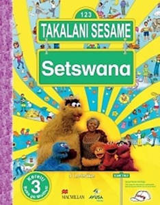 Picture of Takalane Sesame Setswana Kereiti 3 Buka ya Moithuti