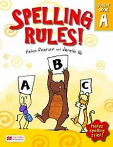 Picture of Spelling Rules! A - Helen Pearon & Janelle Ho