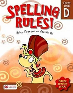 Picture of Spelling Rules! D - Helen Pearon & Janelle Ho
