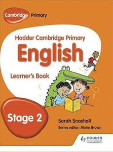 Picture of Hodder Cambridge Primary English Learner's Book Stage 2