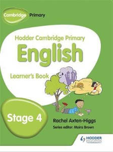 Picture of Hodder Cambridge Primary English Learner's Book Stage 4