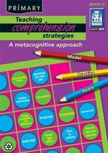 Picture of Primary Comprehension Workbook D