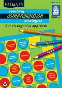 Picture of Primary Comprehension Workbook E