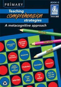 Picture of Primary Comprehension Workbook G