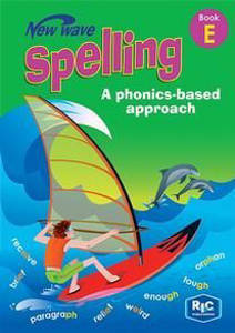 Picture of New Wave Spelling Student Workbook E