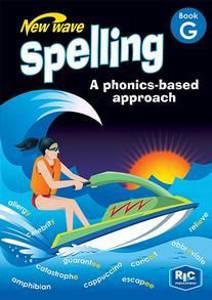 Picture of New Wave Spelling Student Workbook G