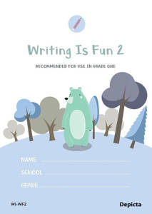 Picture of Writing is Fun Workbook 2