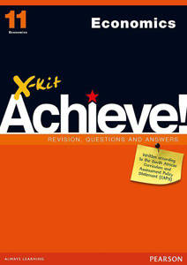 Picture of X-Kit Achieve! Economics Grade 11 Study Guide (CAPS)
