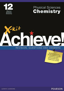 Picture of X-Kit Achieve! Physical Sciences: Chemistry Grade12 Study Guide (CAPS)