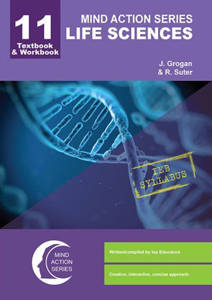 Picture of Mind Action Series Life Sciences Grade 11 Textbook/Workbook 2017 (IEB)