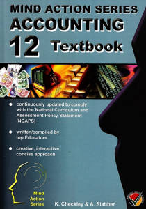 Picture of Mind Action Series Accounting Grade 12 Textbook 2017 (NCAPS)