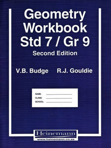 Picture of Educator's Choice Geometry Workbook G9/ST7 - V.B. Budge & R.J. Gouldie