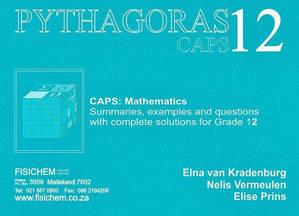 Picture of Pythagoras Grade 12 Study Guide CAPS