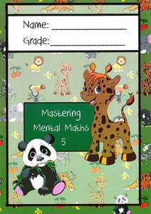 Picture of Mastering Mental Maths: Workbook 5