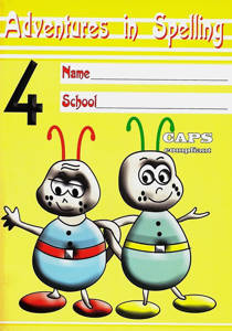 Picture of Adventures in Spelling Grade 4