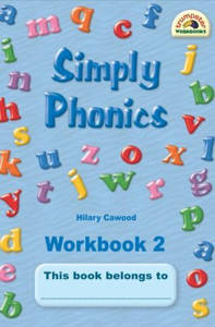 Picture of Simply Phonics Workbook 2 - Hilary Cawood