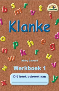 Picture of Klanke Werkboek Graad 1
