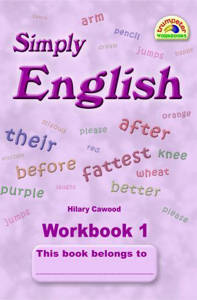Picture of Simply English Workbook 1 - Hilary Cawood