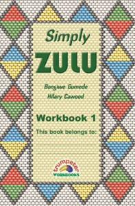 Picture of Simply Zulu Workbook 1 - Hilary Cawood
