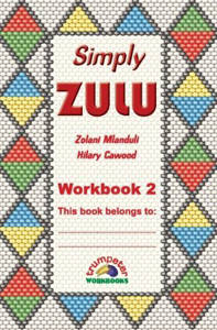 Picture of Simply Zulu Workbook 2 - Hilary Cawood
