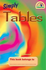 Picture of Simply Tables - Hilary Cawood