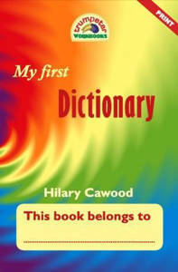 Picture of My First Dictionary - Hilary Cawood