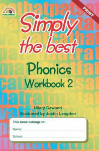 Picture of Simply the Best Phonics Workbook 2 (Print)