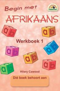 Picture of Begin met Afrikaans Werkboek 1