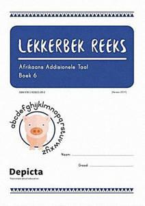 Picture of Lekkerbek Werkboek 6 (Graad 8/9)