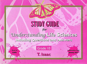 Picture of Understanding Life Sciences Grade 10 Study Guide (CAPS)