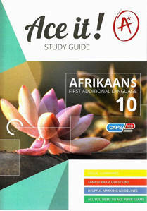 Picture of Ace It! Afrikaans (First Additional Language) Grade 10
