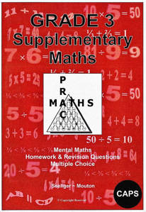 Picture of Supplementary Maths Grade 3 Seeliger - Mouton