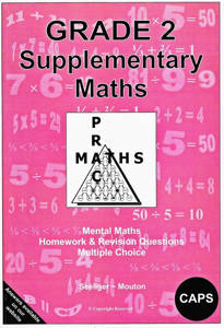 Picture of Supplementary Maths Grade 2 Seeliger - Mouton