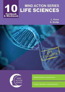 Picture of Mind Action Series Life Sciences Grade 10 Textbook/Workbook 2019 (IEB)