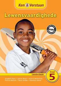 Picture of Ken & Verstaan Lewensvaardighede Graad 5 Leerdersboek (CAPS)