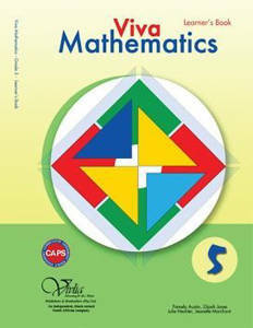 Picture of Viva Mathematics Grade 5 Learner's Book (CAPS)